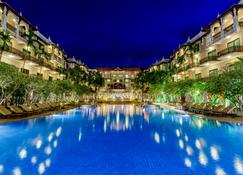 圣卡吴哥酒店 - 暹粒 - 游泳池