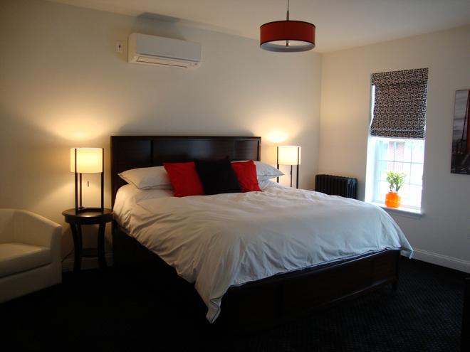 布兰卡诺尔旅馆 - 巴尔的摩 - 睡房