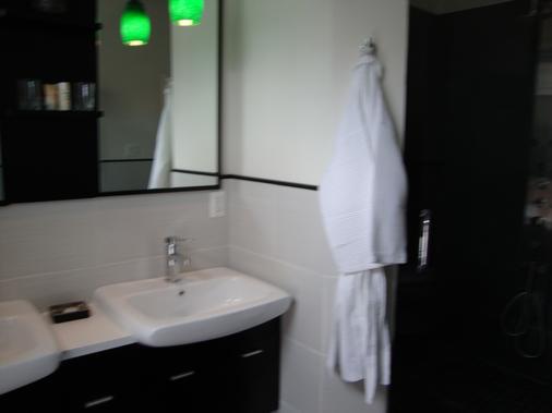 布兰卡诺尔旅馆 - 巴尔的摩 - 浴室