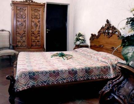 可鲁西迪马耳他酒店 - 罗马 - 睡房