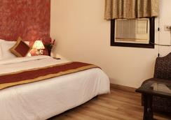 德里达巴酒店 - 新德里 - 睡房