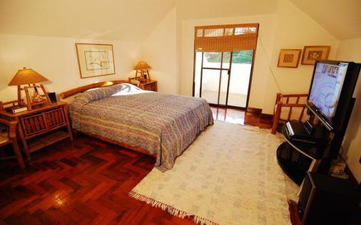 357长滩岛度假村 - Malay - 睡房