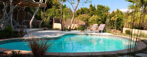 Hottentots Mountain View Guest House - Somerset West - 游泳池