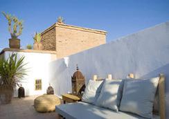 利亚德考尔酒店 - 马拉喀什 - 客厅
