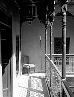 利亚德考尔酒店 - 马拉喀什 - 阳台
