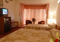 Rose Wood Residence - 达卡 - 睡房