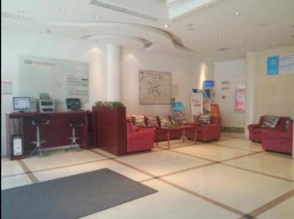 汉庭酒店南通濠西路店 - 南通 - 商务中心