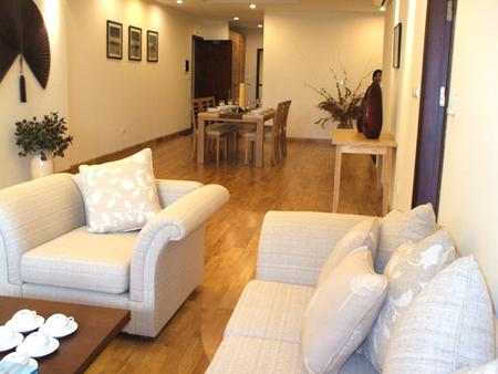 亚特兰大公寓 - 河内 - 客厅