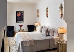 阿多尔摩洛哥传统庭院住宅 - 马拉喀什 - 睡房