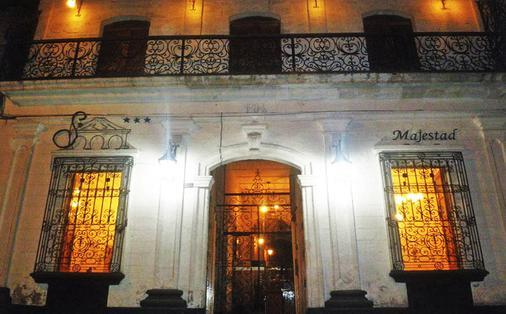 麦杰斯塔精品酒店 - 阿雷基帕 - 建筑