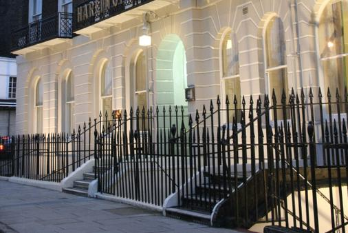 哈灵佛德酒店 - 伦敦 - 建筑