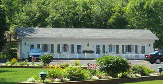 Cromwell Harbor Motel - Bar Harbor - 建筑
