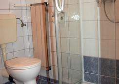贝尔维尤布达佩斯住宿加早餐旅馆 - 布达佩斯 - 浴室