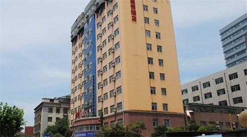 汉庭酒店上海陆家嘴软件园店 - 上海 - 建筑