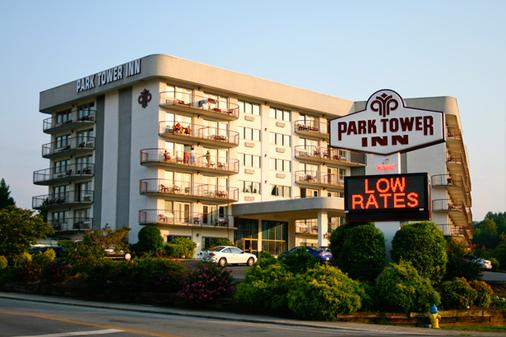 公园塔酒店 - 鸽子谷 - 建筑