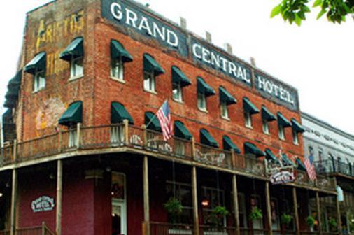 中央大酒店及 Spa - Eureka Springs - 建筑