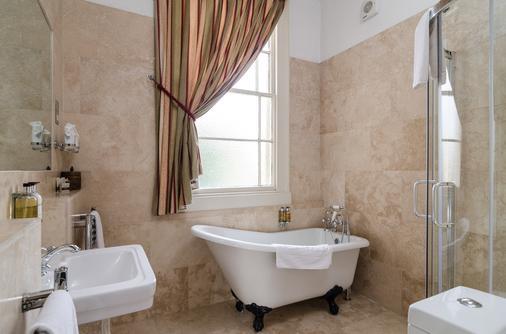阿普斯利别墅酒店 - 巴斯 - 浴室