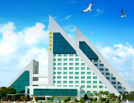 北海路海大酒店 - 北海 - 建筑