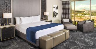 阳光海岸赌场酒店 - 拉斯维加斯 - 睡房