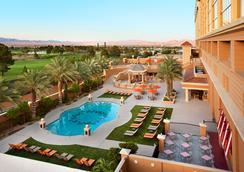 阳光海岸赌场酒店 - 拉斯维加斯 - 游泳池