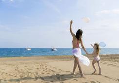 拉拉大公园酒店 - 安塔利亚 - 海滩