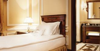 诺比尔豪华精品酒店 - 基希訥烏 - 睡房