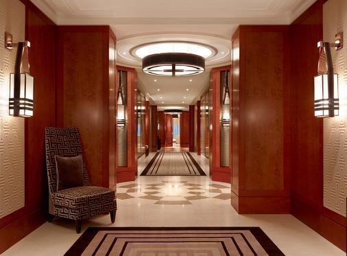 皇冠度假酒店 - 墨尔本 - 门厅