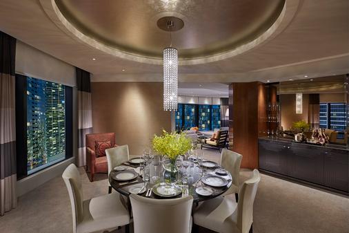 皇冠大厦酒店 - 墨尔本 - 餐厅
