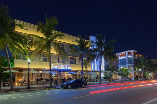 洛尔德巴尔福酒店 - 迈阿密海滩 - 建筑