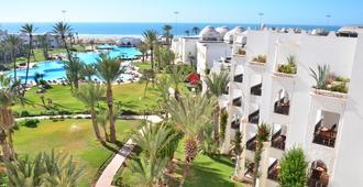玫瑰宫酒店&海水浴 - 阿加迪尔 - 户外景观