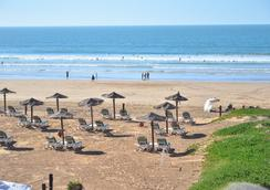 Palais des Roses Hotel & Spa - 阿加迪尔 - 海滩