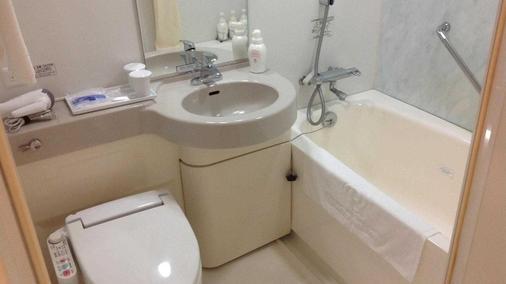 大阪上本町大和鲁内酒店 - 大阪 - 浴室
