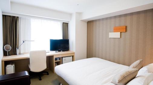 大阪上本町大和鲁内酒店 - 大阪 - 睡房