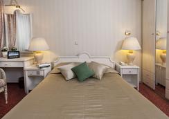 贝斯特公寓酒店 - 安卡拉 - 睡房