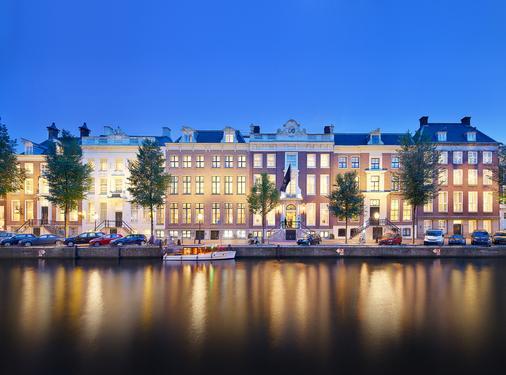 阿姆斯特丹华尔道夫酒店 - 阿姆斯特丹 - 建筑