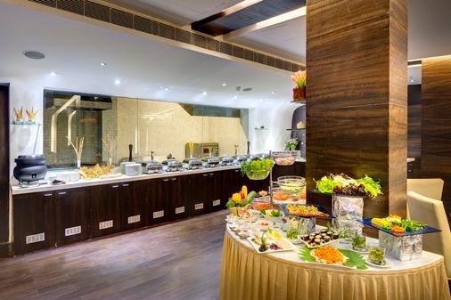 詹姆森西拉酒店 - 加尔各答 - 自助餐