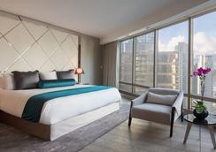 温哥华特朗普国际大厦酒店 - 温哥华 - 睡房