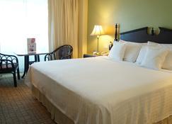 巴塞罗酒店-马那瓜 - 馬拿瓜 - 睡房