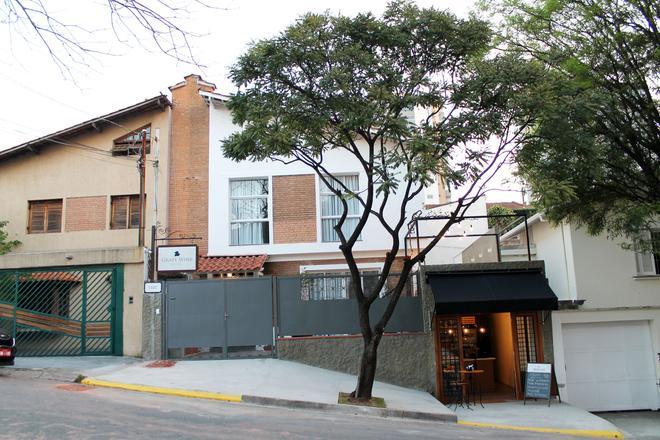 葡萄酒庄园青年旅舍 - 圣保罗 - 建筑