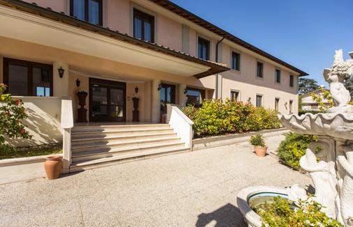 托雷莫拉阿尔巴酒店 - 罗马 - 建筑