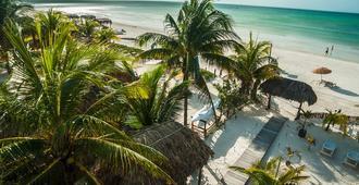 提布朗别墅酒店 - 奧爾沃克斯島 - 海滩