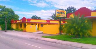 雷蒙娜汽车旅馆 - 迈阿密 - 建筑