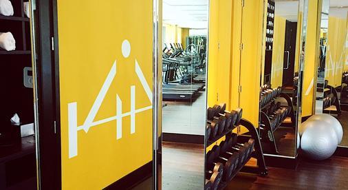 南广场酒店 - 伦敦 - 健身房