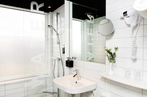 精英皇宫酒店 - 斯德哥尔摩 - 浴室