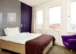 精英皇宫酒店 - 斯德哥尔摩 - 睡房