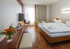 Hotel Stücki - 巴塞尔 - 睡房