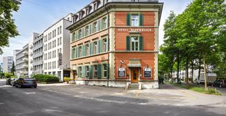 伯尔尼奥攀布莱克酒店 - 伯尔尼 - 建筑