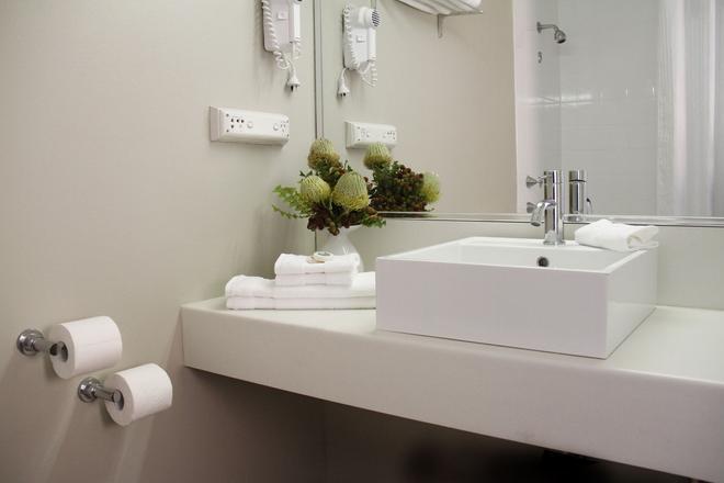 里格斯坎普顿酒店 - 悉尼 - 浴室
