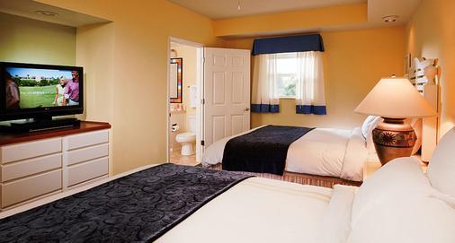 哈勃尔湖万豪酒店 - 奥兰多 - 睡房