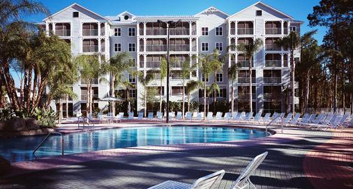 哈勃尔湖万豪酒店 - 奥兰多 - 游泳池